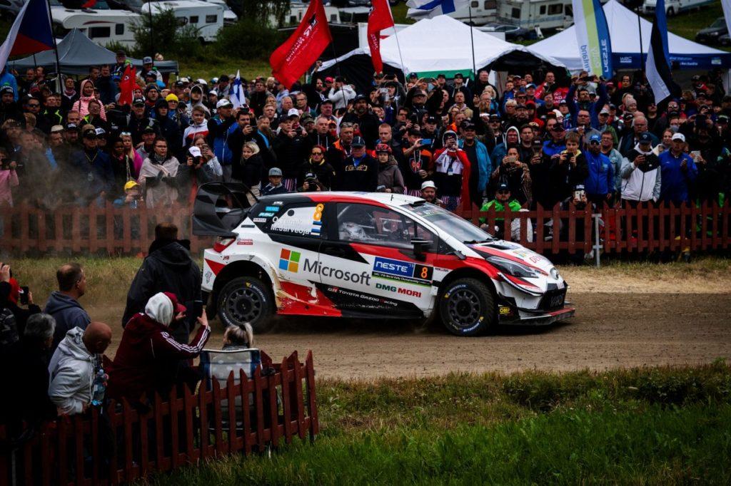 WRC   Ott Tänak conquista il Rally di Finlandia e allunga in classifica generale
