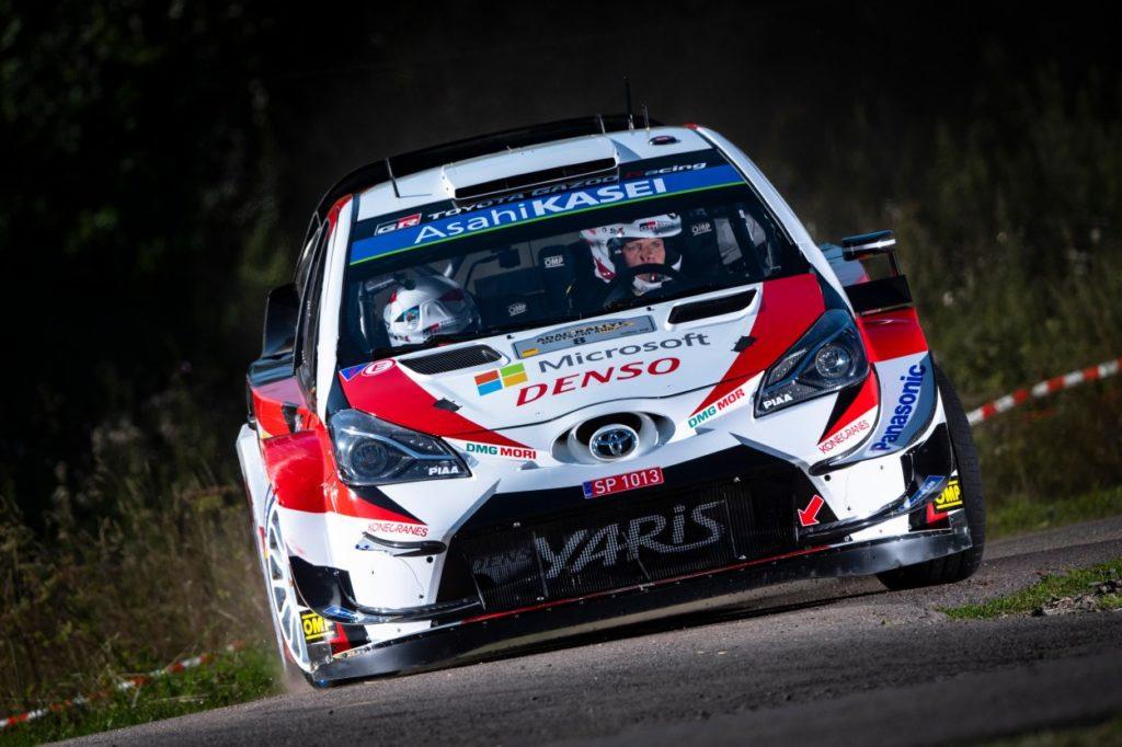 WRC | Germania: Tänak conserva la prima posizione, Neuville resta vicino