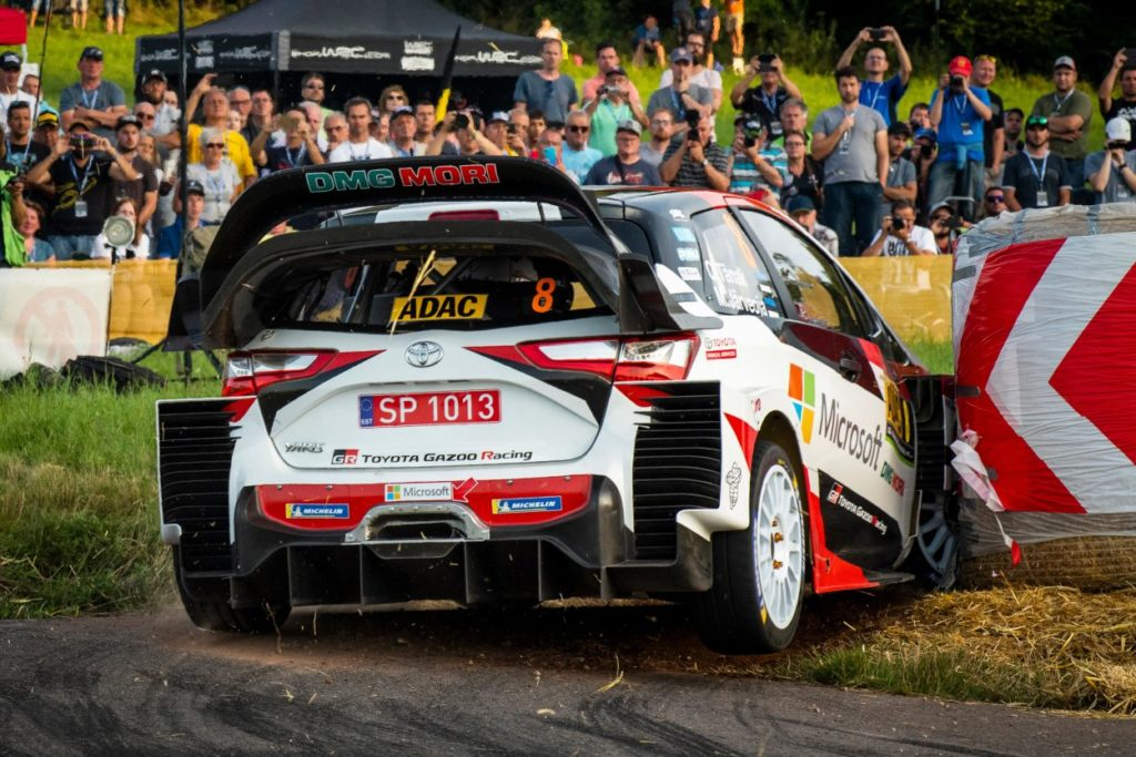 WRC | Germania: duello tra Tänak e Neuville nel primo giro mattutino