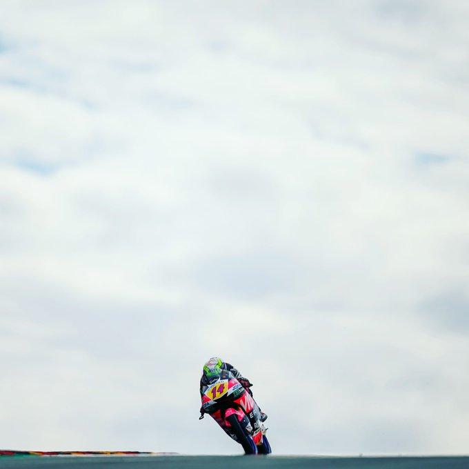 Moto3   GP Repubblica Ceca: Arbolino pauroso sull'acqua, sua la pole