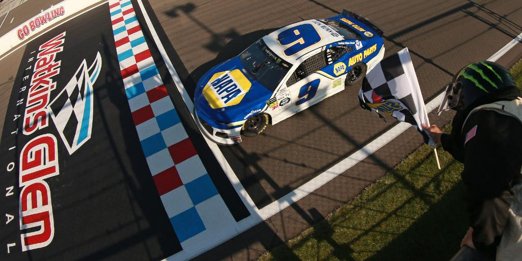 NASCAR | Chase Elliott concede il bis al Watkins Glen