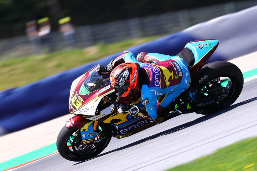 MotoE | GP Austria: Mike Di Meglio vince al Red Bull Ring