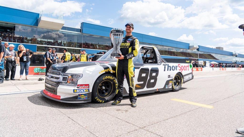 NASCAR | Anteprima playoff Truck Series 2019 3