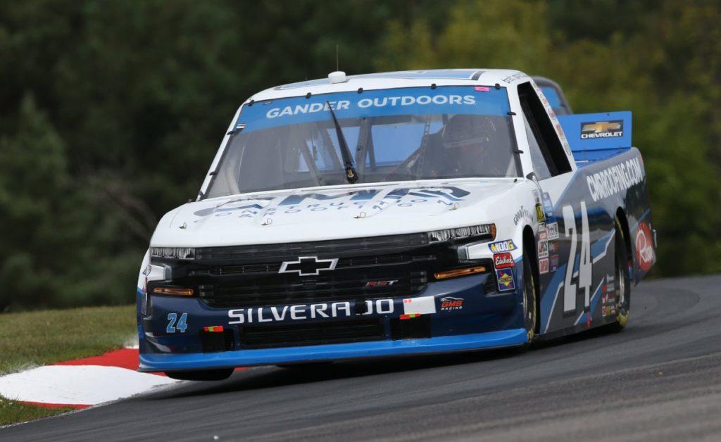 NASCAR | Truck Series: Moffitt domina a Mosport