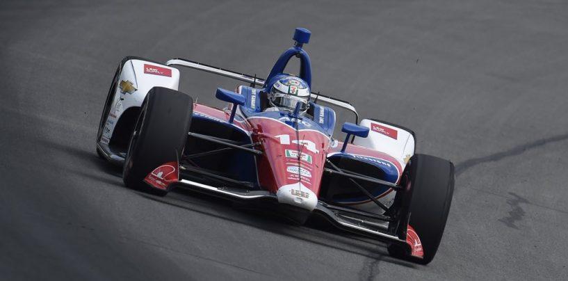 """<span class=""""entry-title-primary"""">Indycar   Pocono 500 2019: Kanaan al comando nell'unico turno di libere</span> <span class=""""entry-subtitle"""">Alle 20:45 il via alla gara. Griglia decisa in base agli entrant points</span>"""