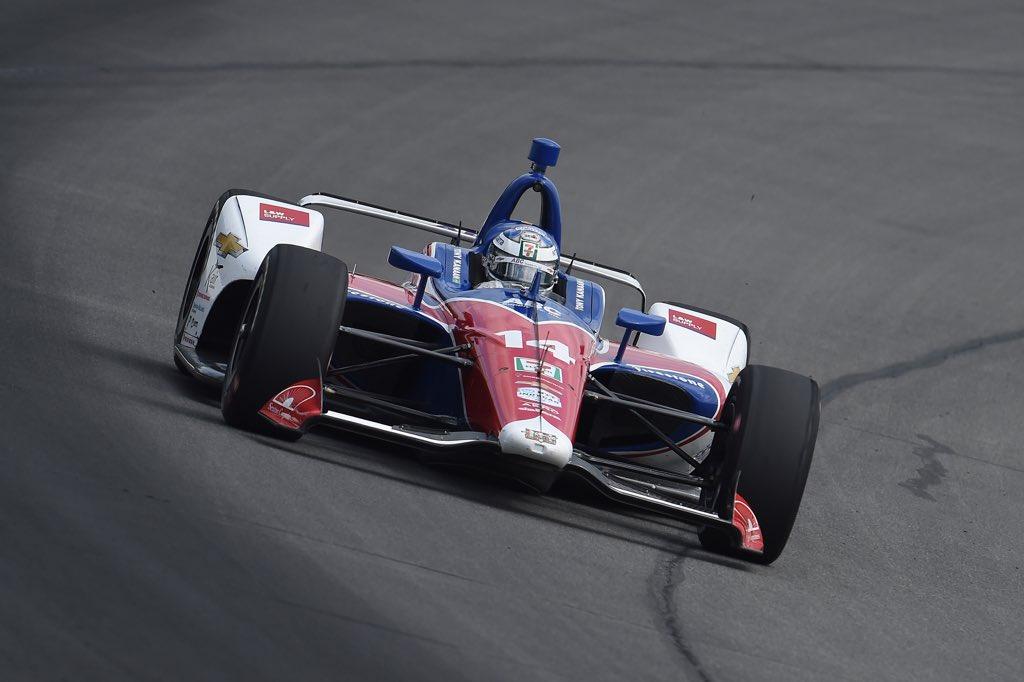Indycar | Pocono 500 2019: Kanaan al comando nell'unico turno di libere