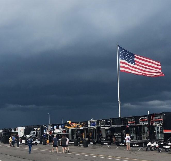 Indycar | Pocono 500 2019: Gara sospesa per temporale