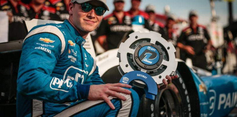 "<span class=""entry-title-primary"">Indycar | Gateway 500 2019: Pole per Newgarden davanti a Bourdais</span> <span class=""entry-subtitle"">Pagenaud 4°, Dixon 8°, Rossi solo 11°</span>"