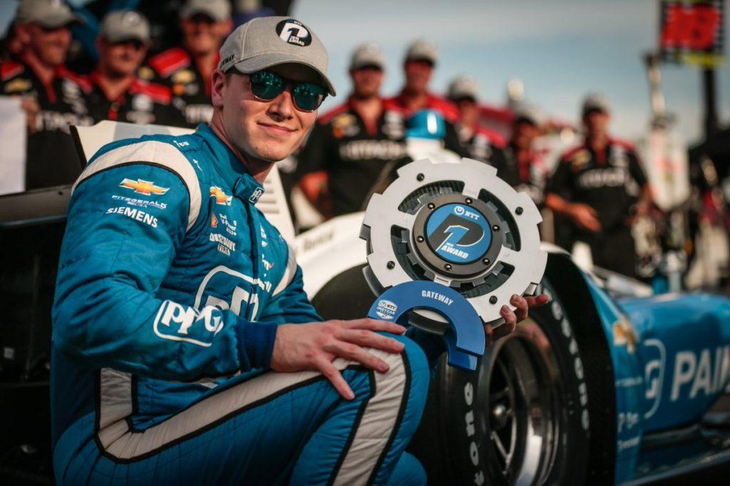 Indycar | Gateway 500 2019: Pole per Newgarden davanti a Bourdais