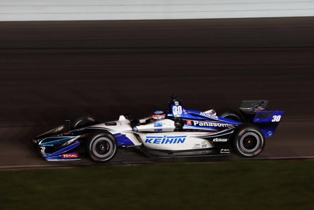 Indycar | Gateway 500 2019: Sato dalle stalle alle stelle
