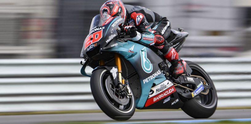"""<span class=""""entry-title-primary"""">Motomondiale   GP Repubblica Ceca 2019, sintesi prove libere del venerdì</span> <span class=""""entry-subtitle"""">Lotta tra marchi molto serrata in MotoGP, Quartararo stupisce sul giro secco. Bene le Ducati</span>"""
