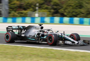 F1 | GP d'Ungheria: Hamilton vince il duello con Verstappen con una sosta in più