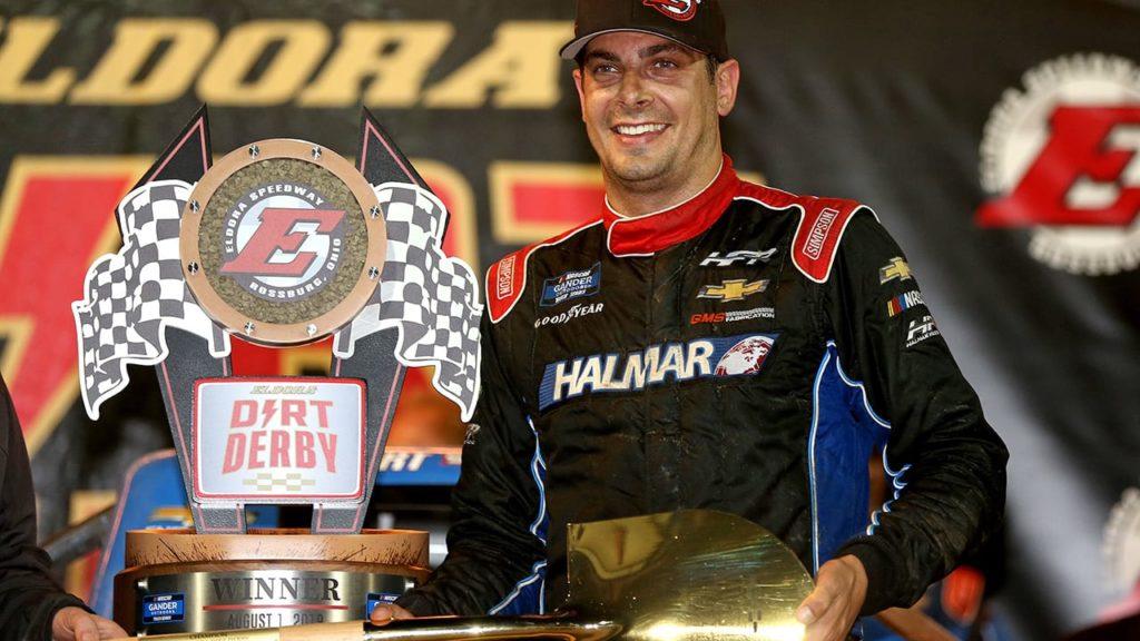 NASCAR | Eldora: prima vittoria in carriera per Stewart Friesen!