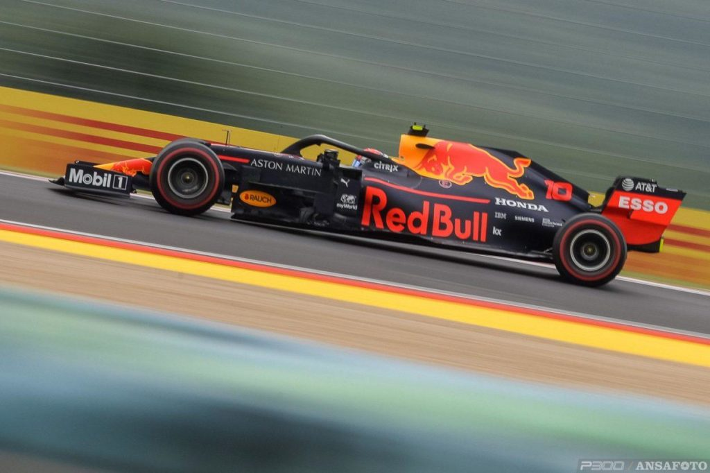 F1 | GP Ungheria: miglior tempo nella FP2 per Gasly, prima della pioggia