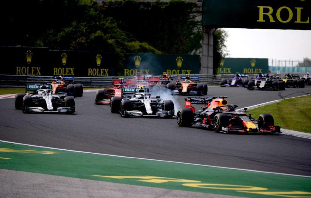 F1   Il calendario provvisorio della stagione 2020