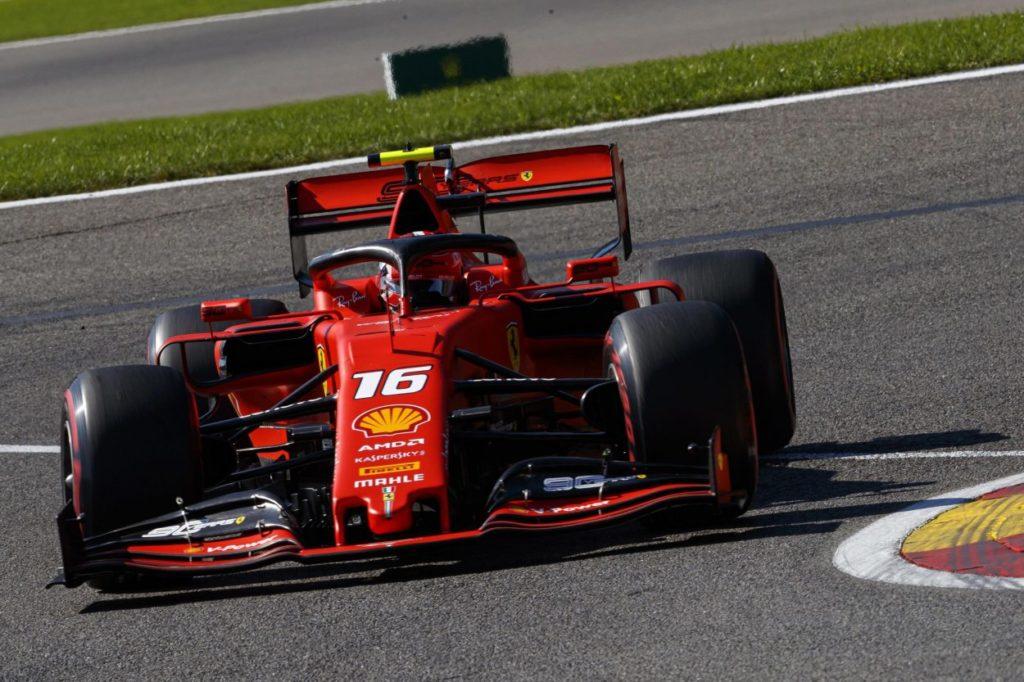 F1 | GP Belgio: Leclerc risponde a Vettel nella FP2, Mercedes veloce sul passo