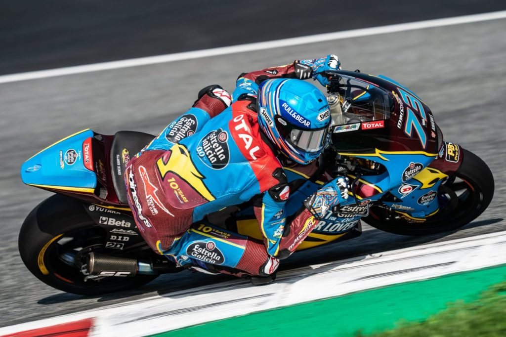 Moto2 | GP Gran Bretagna: Álex Márquez in pole position sui connazionali Navarro e Fernández
