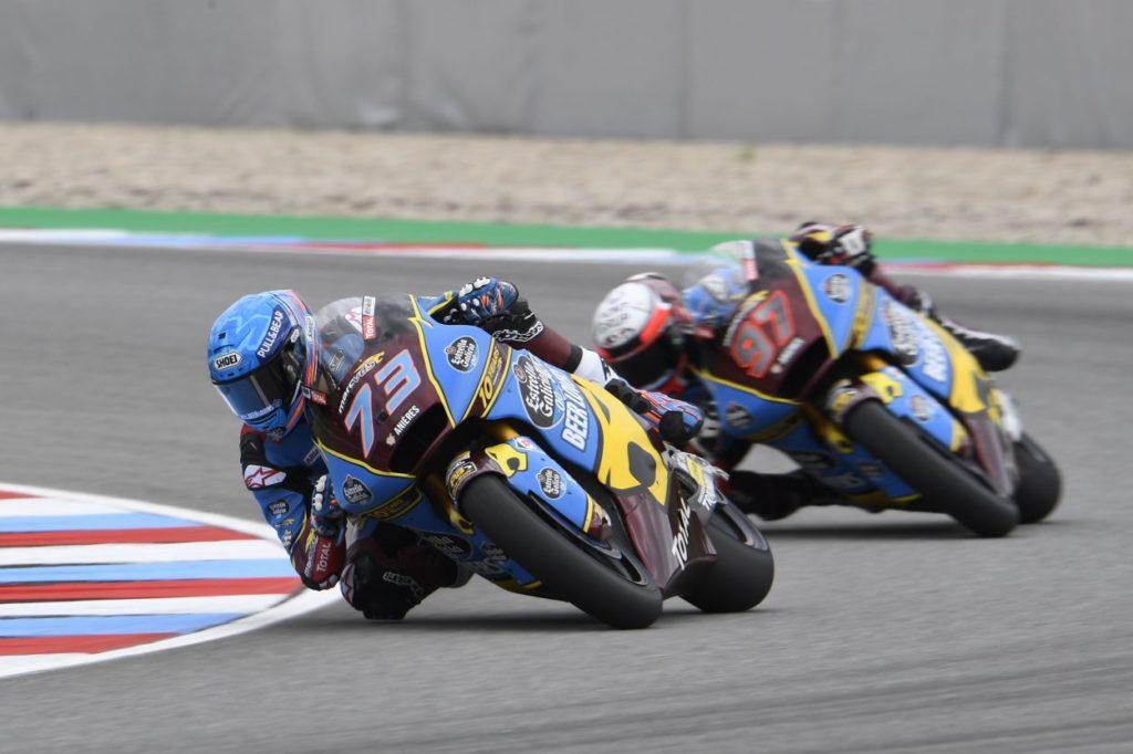 Moto2   Álex Márquez continuerà nella classe di mezzo insieme al team Marc VDS
