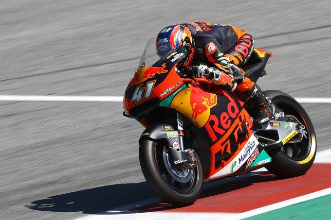 Moto2 | GP Austria: Brad Binder pone fine al digiuno di KTM