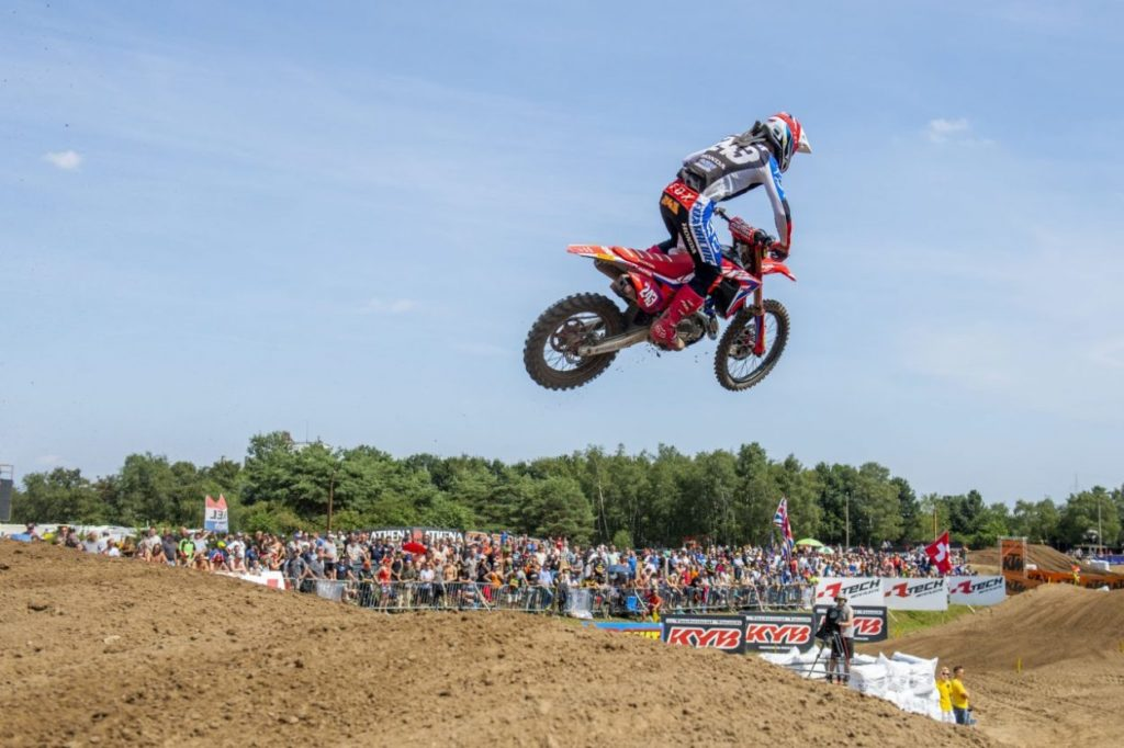 MXGP | GP Italia: Tim Gajser in pole a Imola