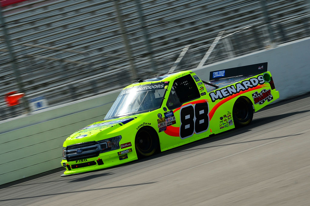 NASCAR | Anteprima playoff Truck Series 2019 7