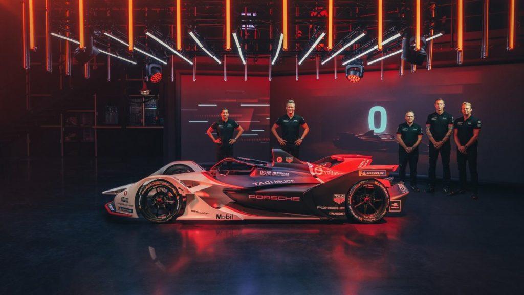Formula E | Presentata la Porsche 99X Electric