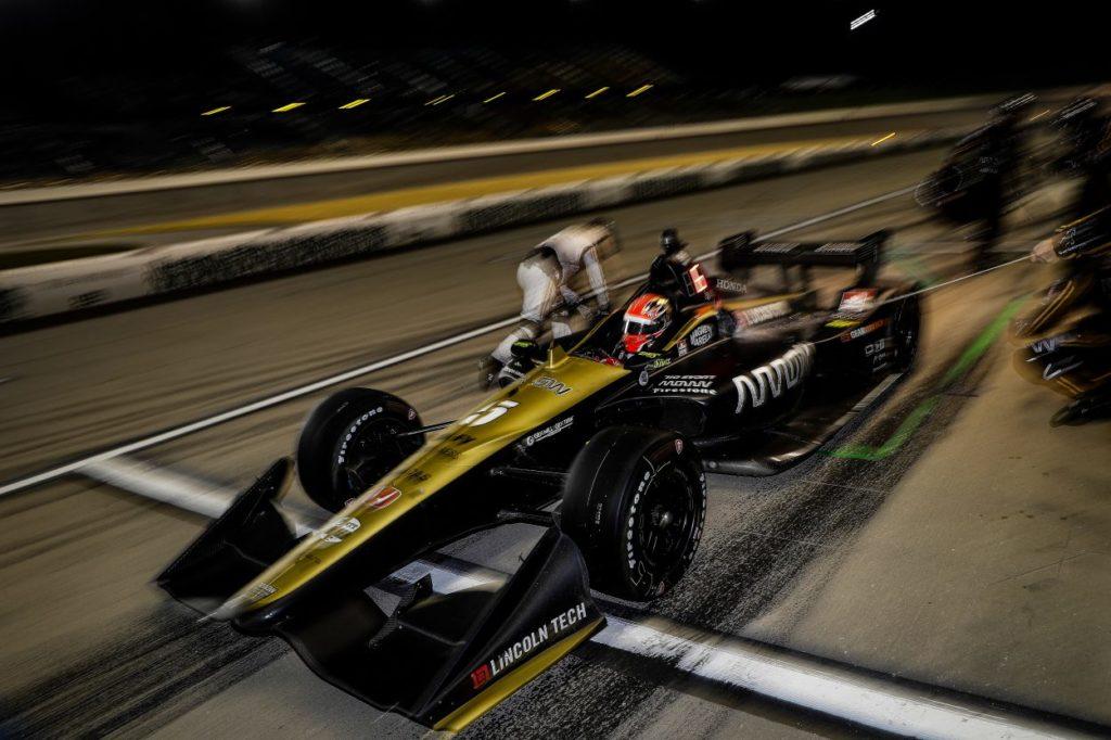 Indycar | McLaren torna in Indycar come partner di SPM