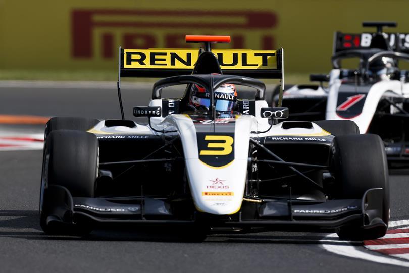 F3 | GP Ungheria: prima pole per Lundgaard, Prema nelle retrovie
