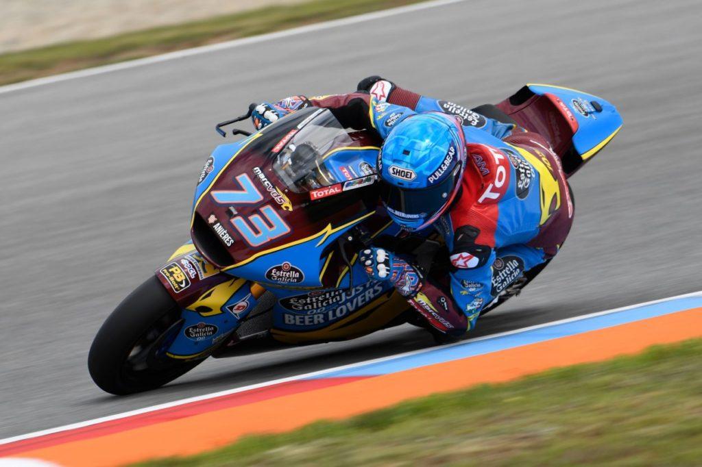 Moto2 | GP Repubblica Ceca: Márquez rifila due secondi agli avversari in qualifica