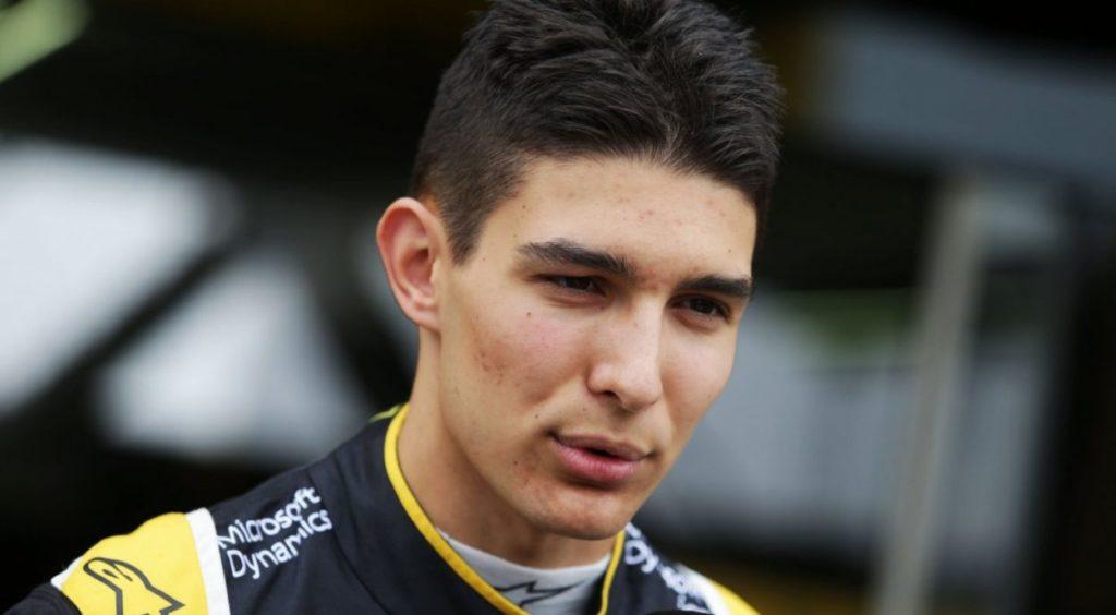 F1 | Esteban Ocon torna titolare con Renault nel 2020