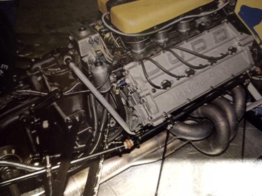 Bella e lenta: la Lotus 101 e il disastro di Spa 1989 1