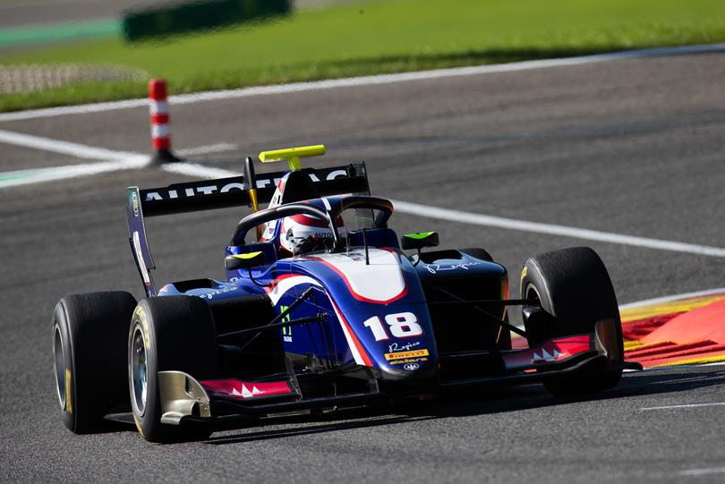 F3 | GP Belgio: Piquet vince gara-1 davanti alle Prema