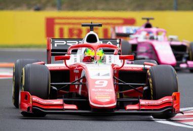 F2 | GP Ungheria: prima vittoria per Mick Schumacher