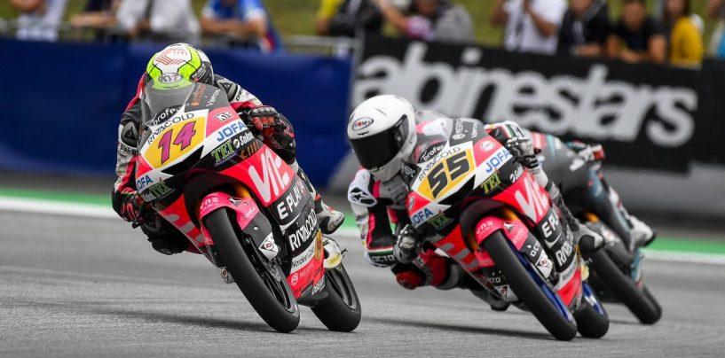 """<span class=""""entry-title-primary"""">Moto3   GP Gran Bretagna: Tony Arbolino ancora in pole davanti a Dalla Porta</span> <span class=""""entry-subtitle"""">Il pilota Snipers mette a segno la sua terza partenza al palo della stagione. Canet 12°, Fenati 14°</span>"""