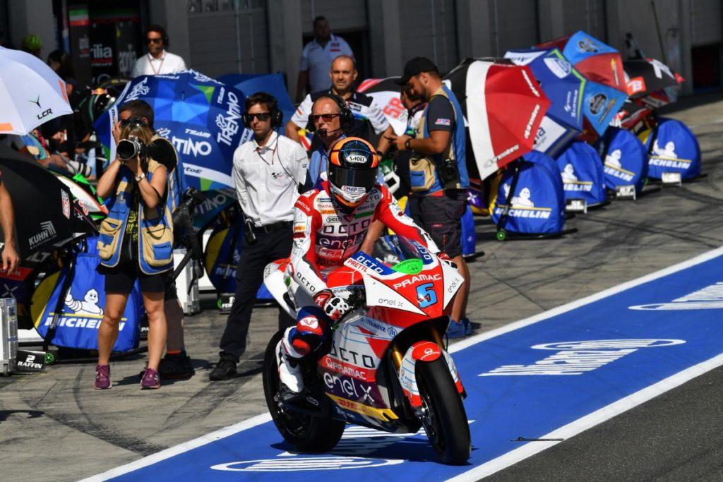 MotoE | GP San Marino: Alex De Angelis conquista la pole position davanti al suo pubblico