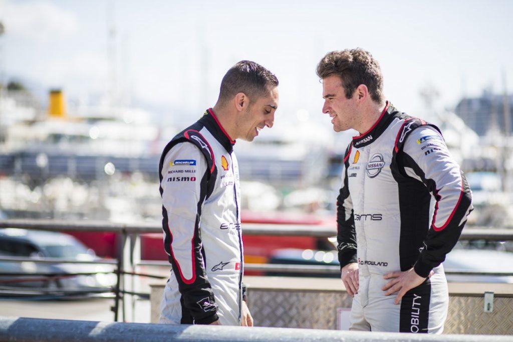 Formula E | Nissan conferma Sébastien Buemi e Oliver Rowland