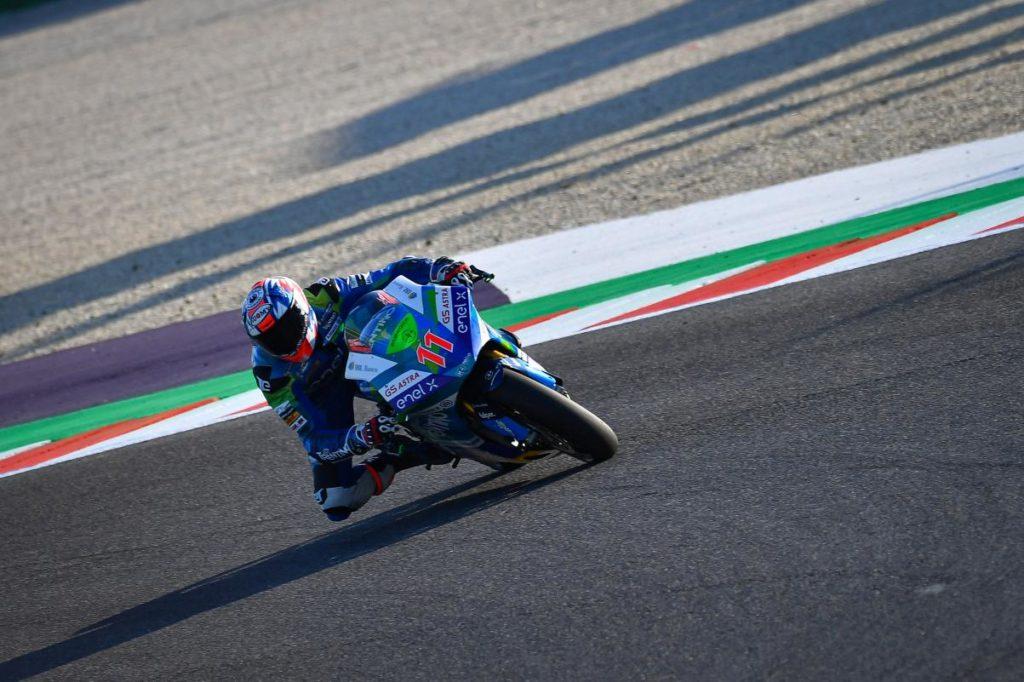 MotoE | GP San Marino: Matteo Ferrari vince e passa in testa alla classifica