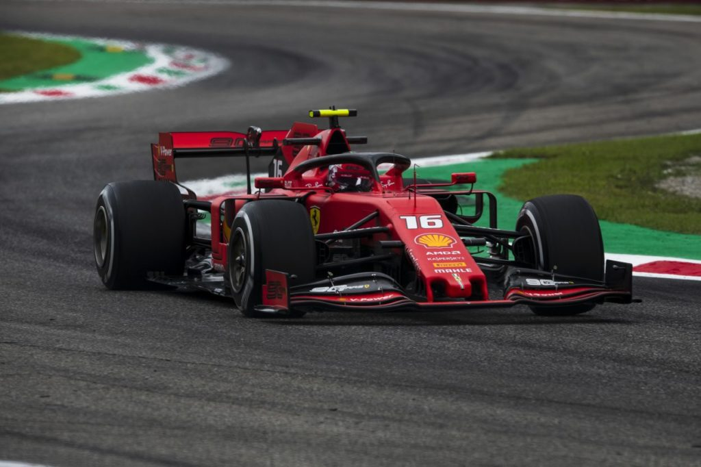 F1 | GP d'Italia: Charles Leclerc conquista Monza! Bottas 2°, Hamilton 3°