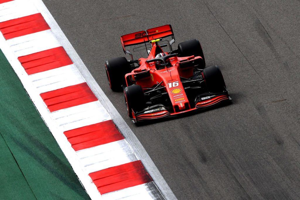 F1 | GP Russia, FP3: Ferrari in testa con Leclerc e Vettel