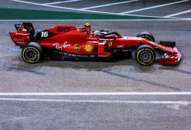 F1 | GP Singapore: Leclerc davanti a Hamilton nella FP3