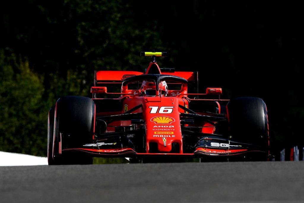 F1   GP del Belgio: Leclerc vince la sua prima con la Ferrari, con dedica a Hubert