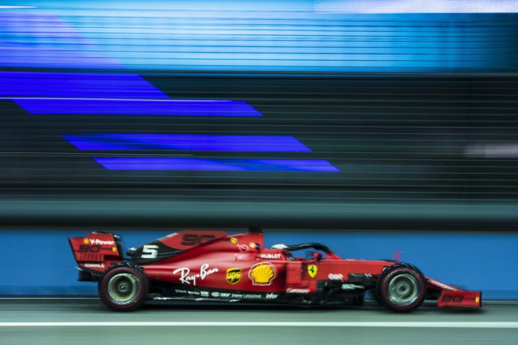 F1 | GP Singapore: Vettel torna alla vittoria, doppietta Ferrari!