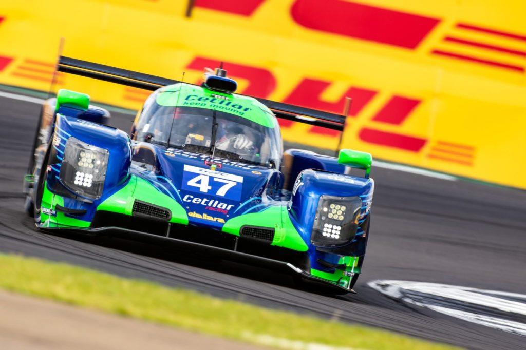 Ottavo tempo in qualifica per Cetilar Racing a Silverstone