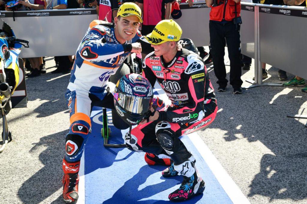 Moto2 | GP San Marino: Augusto Fernández vince, ma il risultato è sotto investigazione