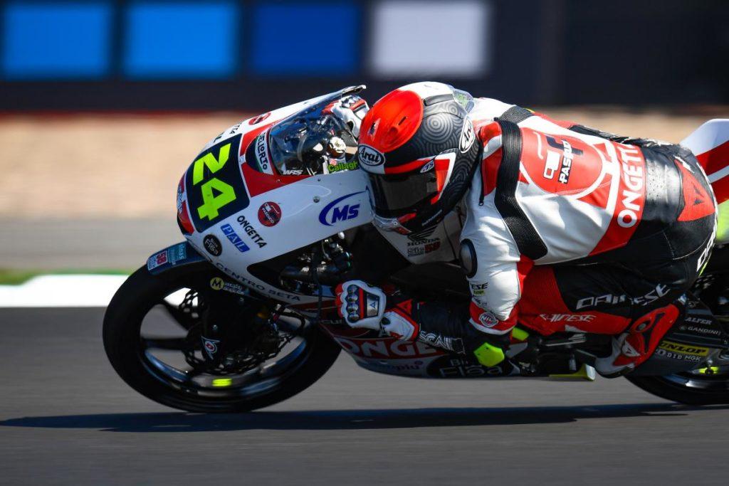 Moto3 | GP San Marino: il team SIC58 in pole con Tatsuki Suzuki