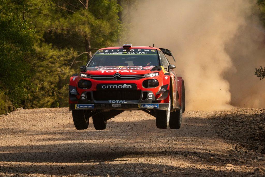 WRC | Turchia: Lappi detta il passo su strada pulita