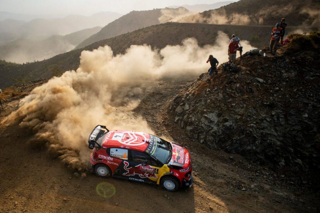 WRC | Turchia: doppietta Citroën a fine giornata, Lappi comanda su Ogier