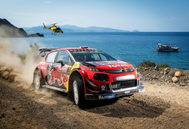 WRC | Turchia: Ogier passa al comando al termine della seconda giornata