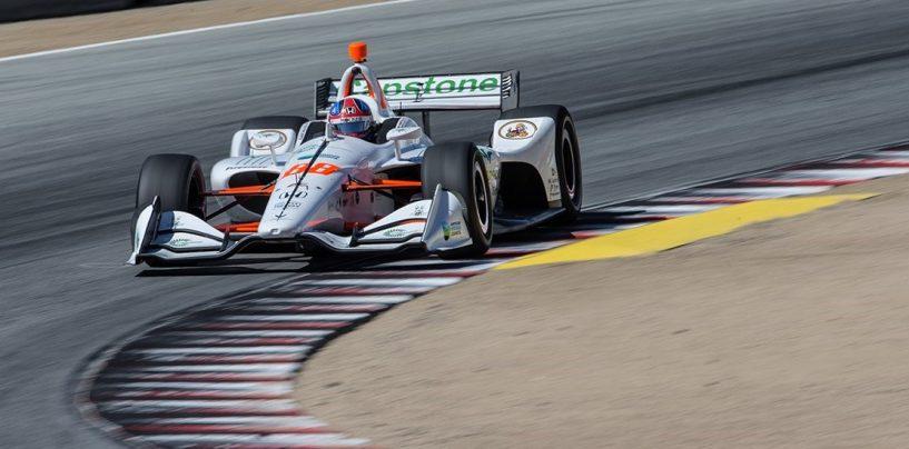 """<span class=""""entry-title-primary"""">Indycar   GP Monterey 2019: Herta domina la gara, Newgarden vince il titolo</span> <span class=""""entry-subtitle"""">Power e Dixon completano il podio. Nulla da fare per Pagenaud (4°) e Rossi (6°)</span>"""