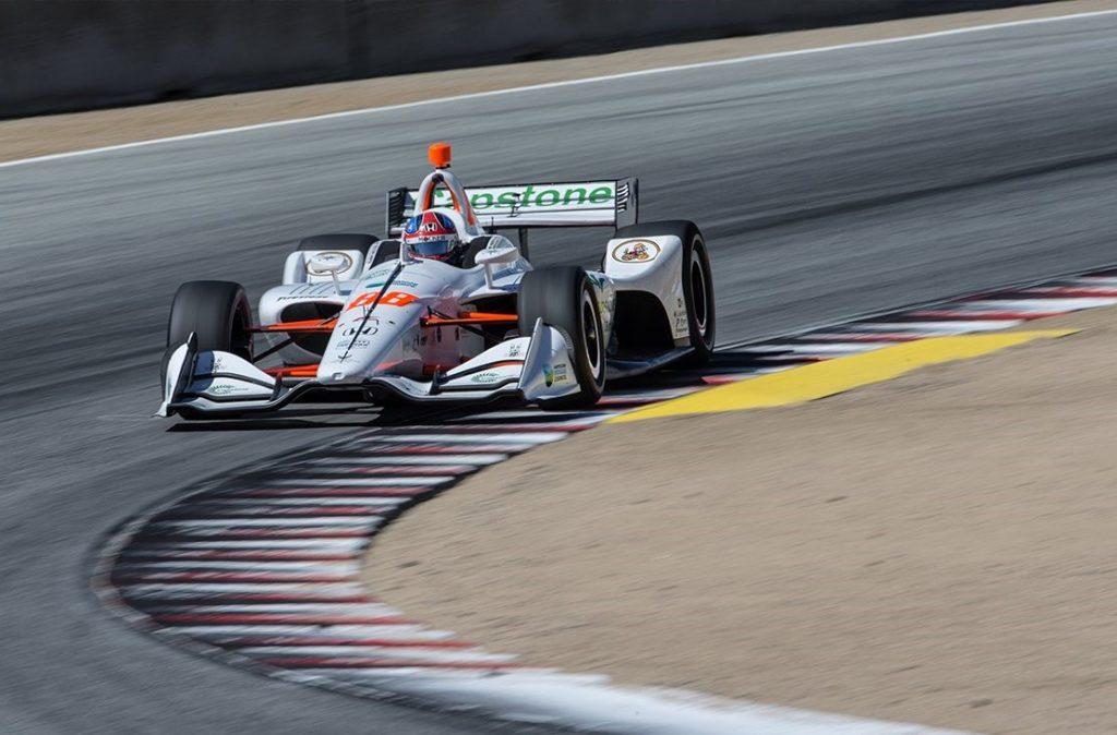 Indycar | GP Monterey 2019: Herta domina la gara, Newgarden vince il titolo